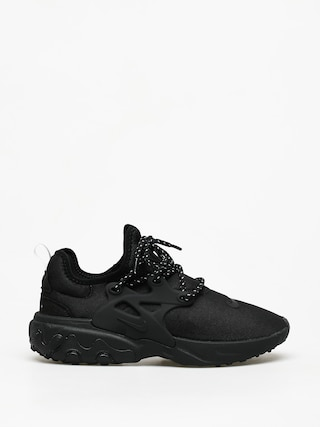 Boty Nike React Presto (black/black electric green white)