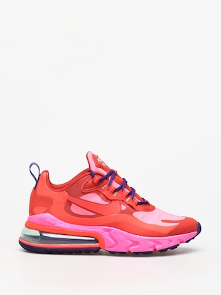 Boty Nike Air Max 270 React Wmn (mystic red/bright crimson pink blast)