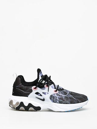 Boty Nike React Presto (black/black white university blue)
