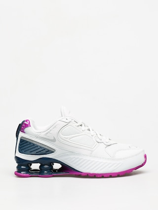 Boty Nike Shox Enigma Wmn (photon dust/reflect silver valerian blue)