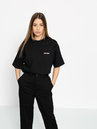 Triu010dko Local Heroes Logo Print Wmn (black)
