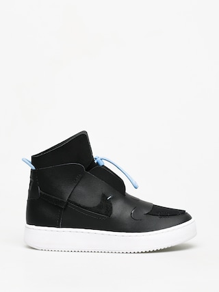 Boty Nike Vandalised Wmn (black/black light blue)