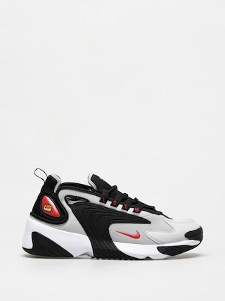 Boty Nike Zoom 2K (black/track red grey fog white)