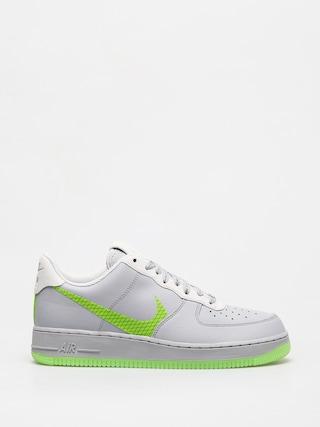 Boty Nike Air Force 1 07 Lv8 (wolf grey/ghost green photon dust black)