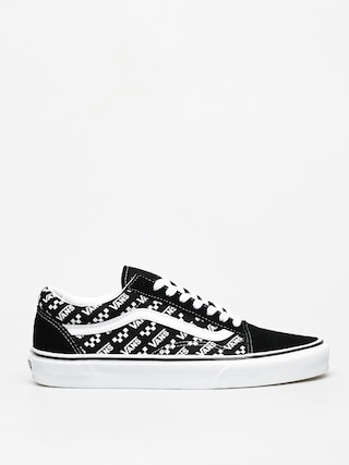 Boty Vans Old Skool (blk/true wht)