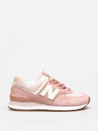Boty New Balance 574 Wmn (red)