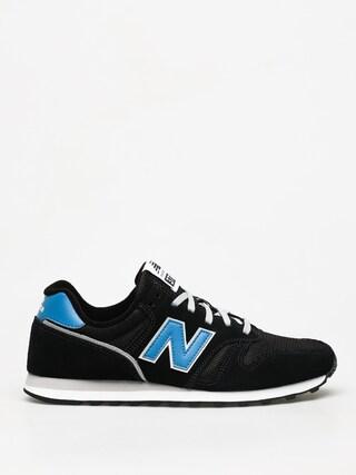 Boty New Balance 373 (black/blue)