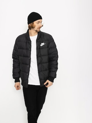 Bunda Nike Dwn Fill Bombr (black/black/white)