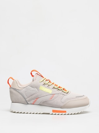 Boty Reebok Cl Leather Ripple T Wmn (stucco/lemglw/sorang)