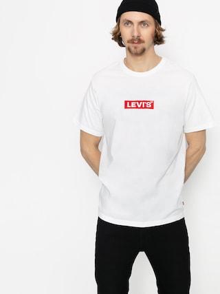 Triu010dko Levi'su00ae Relaxed Graphic  Box Tab (white)