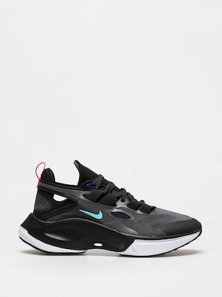 Boty Nike Signal D/Ms/X (black/dark grey off noir rush violet)