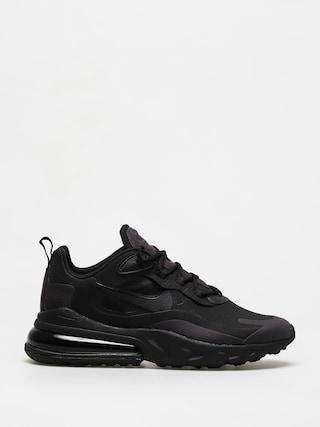 Boty Nike Air Max 270 React (black/oil grey oil grey black)