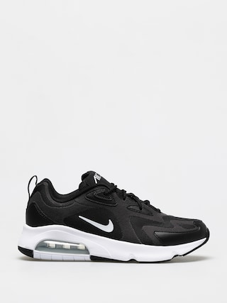 Boty Nike Air Max 200 (black/white off noir metallic silver)