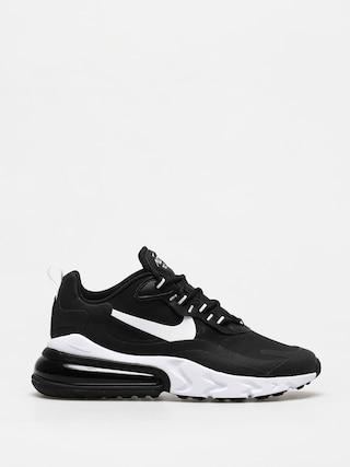 Boty Nike Air Max 270 React (black/white black)