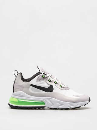 Boty Nike Air Max 270 React (summit white/electric green vast grey)