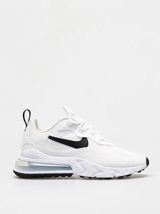 Boty Nike Air Max 270 React Wmn (white/black metallic silver)