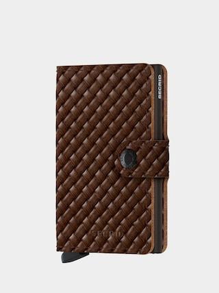 Peněženka Secrid Miniwallet (basket brown)