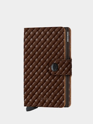 Penu011bu017eenka Secrid Miniwallet (basket brown)