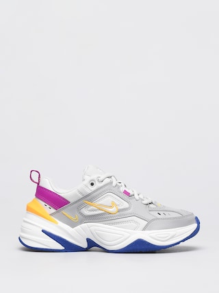 Boty Nike M2K Tekno Wmn (lt smoke grey/photon dust vivid purple)