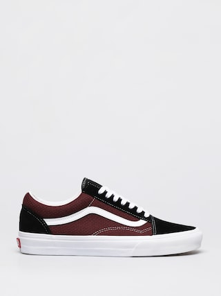 Boty Vans Old Skool (black/por)