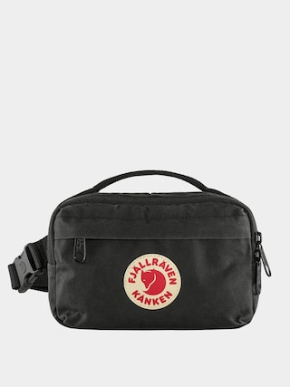 Ledvinka Fjallraven Kanken Hip Pack (black)