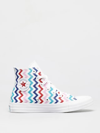 Tenisky Converse Chuck Taylor All Star Vltg Hi Wmn (optical white)