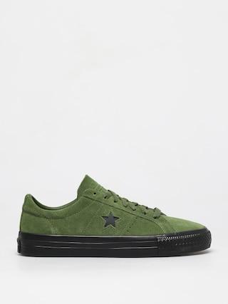 Tenisky Converse One Star Pro Ox (hunter green/black)