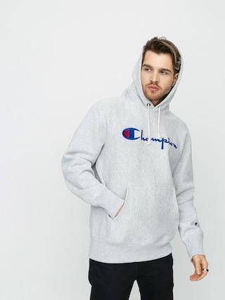 Mikina s kapucu00ed Champion Premium Sweatshirt HD 215159 (loxgm)
