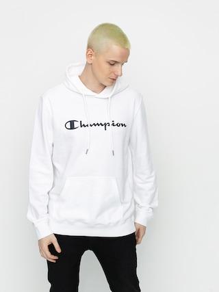 Mikina s kapucu00ed Champion Legacy Sweatshirt HD 214138 (wht)