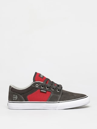 Boty Etnies Barge Ls (dark grey/red)