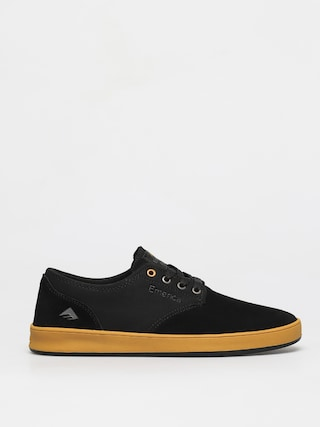 Boty Emerica The Romero Laced (black/yellow)