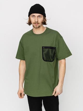 Triu010dko Carhartt WIP Military Mesh Pocket (dollar green)