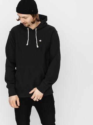 Mikina s kapucu00ed Champion Premium Sweatshirt HD 214675 (nbk)