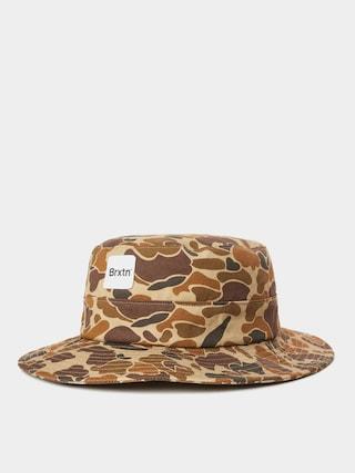 Klobouk Brixton Gate Bucket Hat (duck camo)