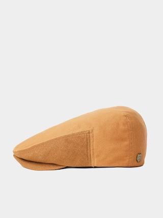 Klobouk s kšiltem Brixton Hooligan Lw ZD (washed copper/hide)
