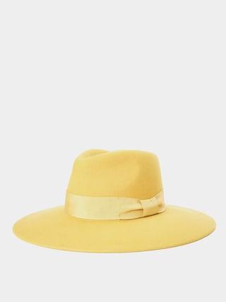 Klobouk Brixton Joanna Felt Hat Wmn (sunset yellow)