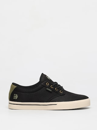 Boty Etnies Jameson 2 Eco (black/green/gold)