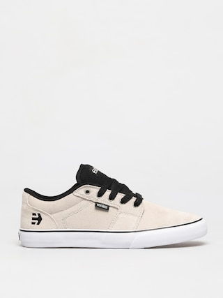 Boty Etnies Barge Ls (white/black/silver)
