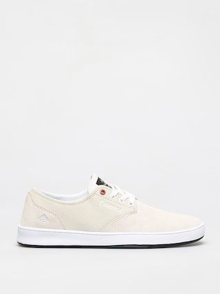 Boty Emerica The Romero Laced (white/orange/black)