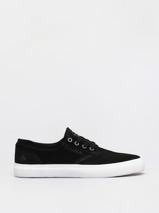 Boty Emerica The Romero Laced (black/white/gum)