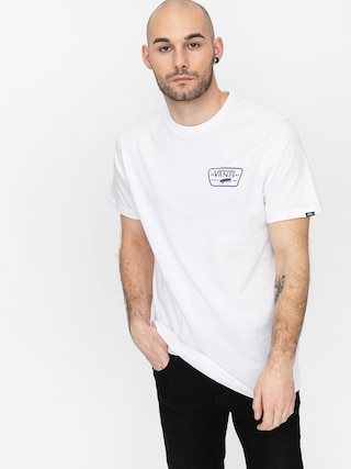 Triu010dko Vans Full Patch Back (white/heliotrope)