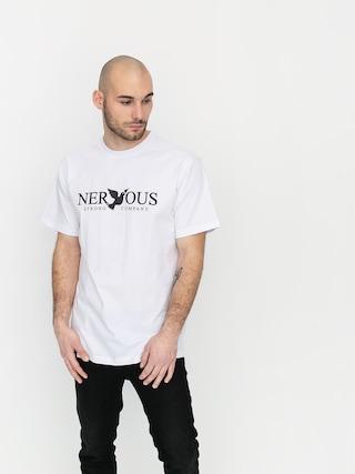 Tričko Nervous Classic (white)