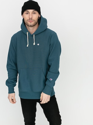 Mikina s kapucu00ed Champion Premium Sweatshirt HD 214675 (sgz)