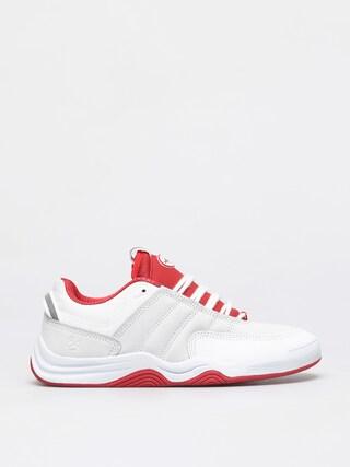 Boty eS Evant (white/red)