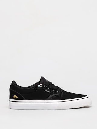 Boty Emerica Dickson (black/white/gold)