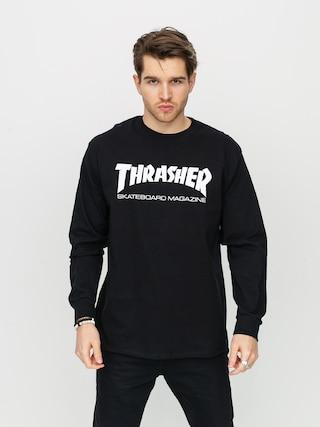 Triko Thrasher Skate Mag (black)
