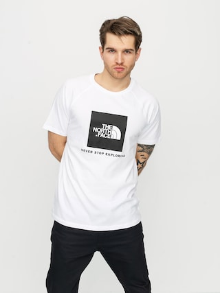 Triu010dko The North Face Raglan Redbox (white)