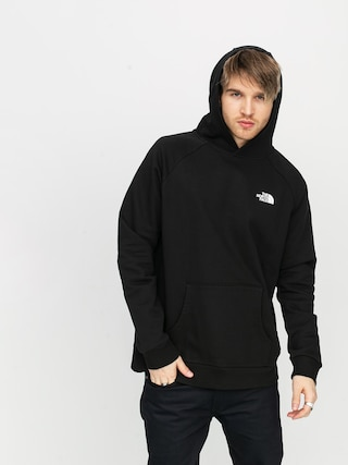 Mikina s kapucu00ed The North Face Raglan Redbox HD (black)