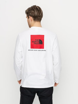 Triko The North Face Redbox (white)
