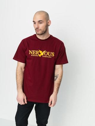 Triu010dko Nervous Classic (maroon)
